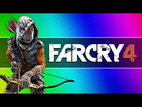 Far Cry 4 Funny moments