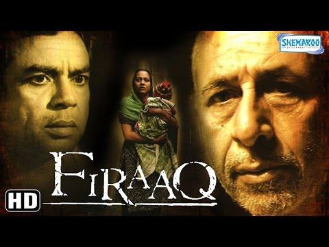 Firaaq {HD} - Naseeruddin Shah - Paresh Rawal - Deepti Naval - Best Hindi Film- (With Eng Subtitles)