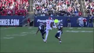 Blidi Wreh-Wilson vs Rutgers (2011)