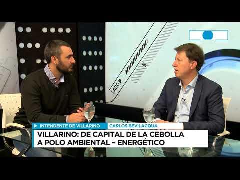 Villarino busca pasar de capital de la cebolla y el ajo a polo energético ambiental