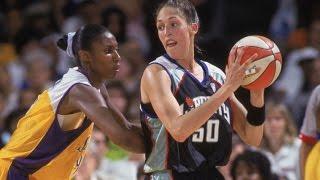 New York Liberty vs Los Angeles Sparks Recap - June 21, 1997 by WNBA