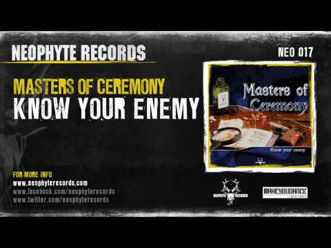 Masters Of Ceremony - Know Your Enemy