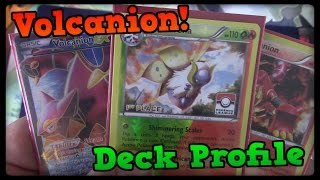 Volcanion STANDARD 1st Place Deck Profile! by Master Jigglypuff and Friends