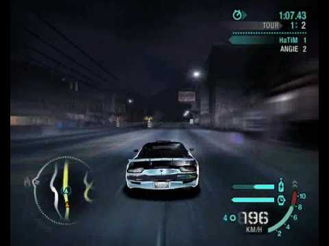 need for speed carbon pc crack fr