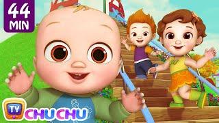 Video Jack and Jill Went Up The Hill + More Nursery Rhymes & Kids Songs - ChuChu TV MP3, 3GP, MP4, WEBM, AVI, FLV Januari 2019