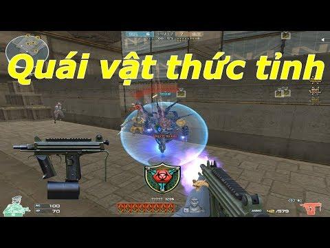 Khi súng SMG CBJ-MS có đủ 6 Thompson VIP : 142 viên 1 băng - Tiền Zombie v4 - Thời lượng: 10 phút.