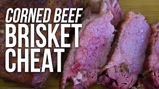 BBQ Corned Beef Brisket recipe by BBQ Pit Boys