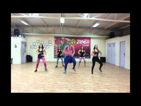 Zumba Cesar Molina – Dance Fitness – Merengue Mix