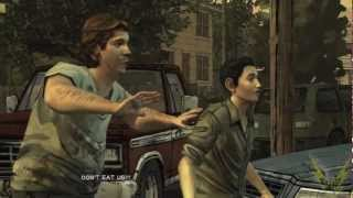 The Walking Dead Demo W/ Commentary
