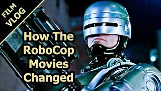 Video How The RoboCop Movies Changed MP3, 3GP, MP4, WEBM, AVI, FLV Oktober 2018