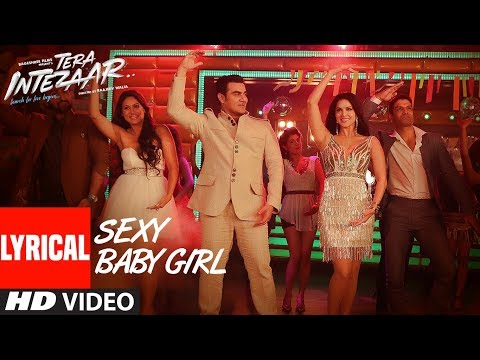 Sunny Leone: Sexy Baby Girl Song (Lyrical) | Tera