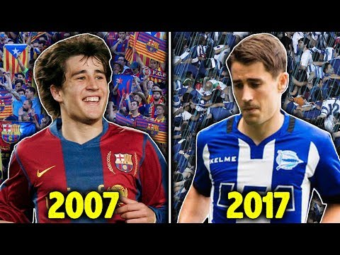 Video: 10 FLOPS Who Were Labelled The Next Messi!
