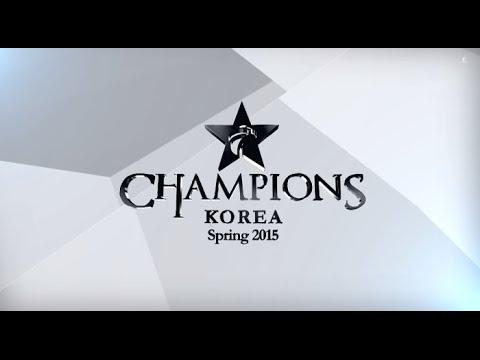 KT Rolster vs CJ Entus – LCK Spring Week 3