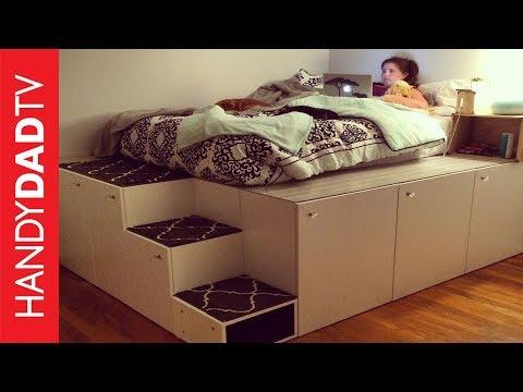 他從 IKEA 買了 7 個櫥櫃堆在房間,當知道它們的超神奇功用我就佩服到跪拜了!
