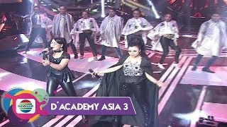 Video DA Asia 3: Aulia DA4 dan Weni DAA2 - Dahsyat (Konser Kemenangan) MP3, 3GP, MP4, WEBM, AVI, FLV November 2018