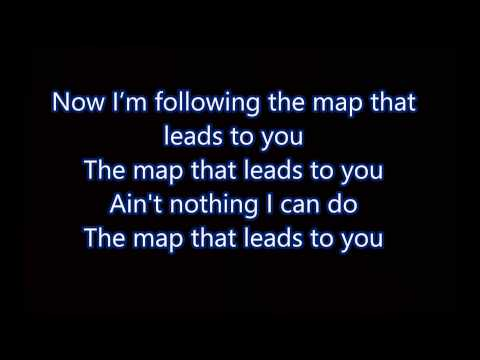Maps Maroon 5 - Madilyn Bailey (Piano Version) [ Lyric video ]