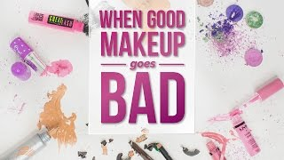 When Good Makeup Goes Bad | Pretty Smart by Makeup Geek