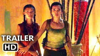 Nonton 7 Guardians Of The Tomb Official Trailer  2018  Adventure  Mummy Movie Hd Film Subtitle Indonesia Streaming Movie Download