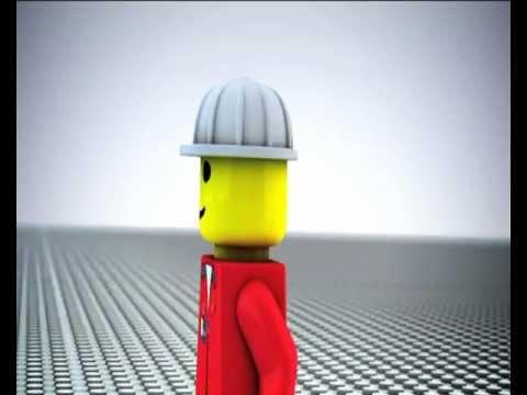 Megafactories Lego
