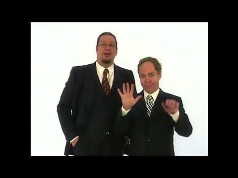 Penn & Teller on the effectiveness of Alcoholics Anonymous