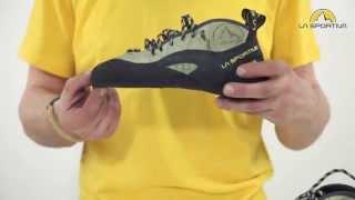 Скальные туфли для длинных альпинистских маршрутов La Sportiva TC Pro
