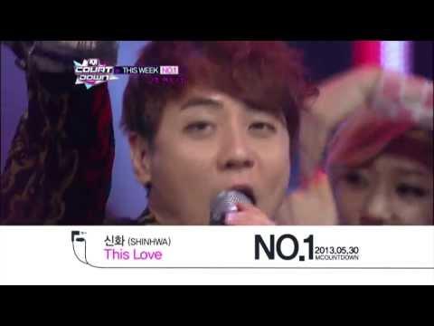 엠카운트다운 - M COUNTDOWN This Week #1-신화 SHINHWA \