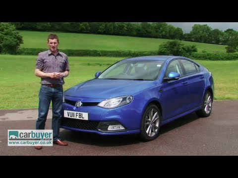 MG - Full review: http://www.carbuyer.co.uk/reviews/mg/6/hatchback/review As MG's first new model under Chinese owners, the 6 has plenty to prove. Thankfully, the...