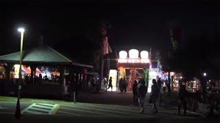 第21回羽黒夏祭り25盆踊りとビンゴ大会