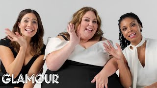 Video 'This Is Us' Cast Discuss Their Most Memorable Scenes   Glamour MP3, 3GP, MP4, WEBM, AVI, FLV Desember 2018