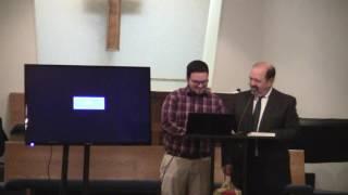 Sermon - December 4, 2016