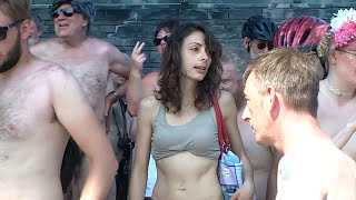 Nonton The Cardiff 2016 Naked Bike Ride part4 Warning Contains Full Frontal Nudity Film Subtitle Indonesia Streaming Movie Download