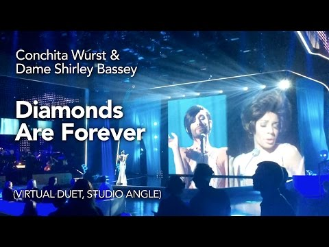 Diamonds Are Forever (Virtual Duet with Shirley Bassey)