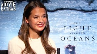 Nonton Alicia Vikander Talks About The Light Between Oceans  2016  Film Subtitle Indonesia Streaming Movie Download