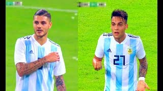 Video Mauro Icardi And Lautaro Martínez vs Brazil(16/10/2018)Friendly HD 720p by轩旗 MP3, 3GP, MP4, WEBM, AVI, FLV Juni 2019