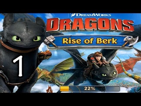 Dragons: Rise of Berk - The Beginning [Episode 1]