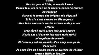 Youssoupha - Espérance De Vie (paroles)