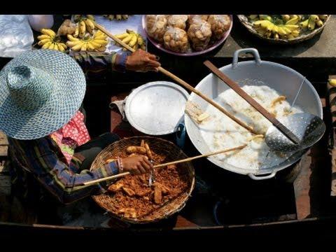 Die Asiatische Ernährung - Asiens Küche [Doku deutsch]