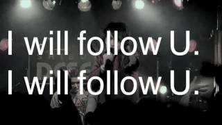 "Migimimi sleep tight ""FOLLOW U"" (Official Lyric Video)"