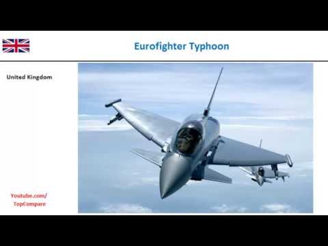 Shenyang J-31 & Eurofighter Typhoon,...