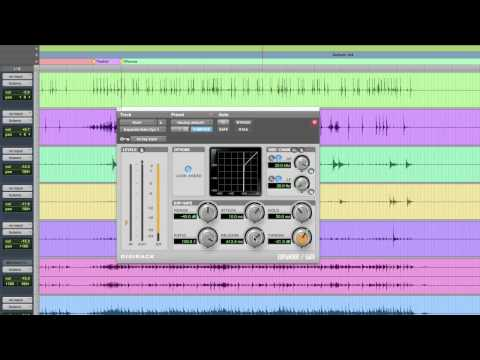 5 Minutes To A Better Mix: Gating Drums - TheRecordingRevolution.com