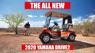 4. A Sneak Peak at the All New 2020 Yamaha Drive2