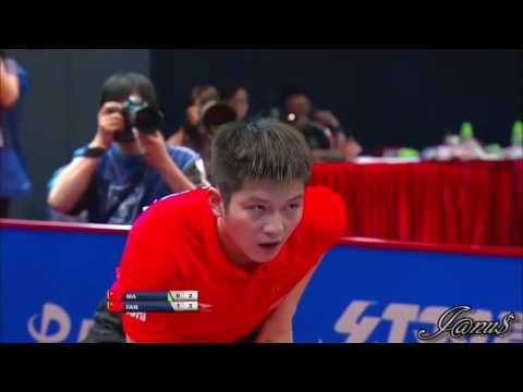 Olympic 2016 MA Long VS FAN Zhendong