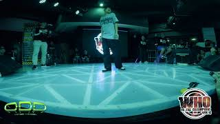 Poppin J – ODD × WITC vol.4 Popping Judge Showcase