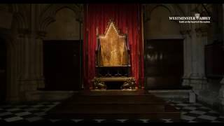 Video The Coronation Chair at Westminster Abbey MP3, 3GP, MP4, WEBM, AVI, FLV April 2018