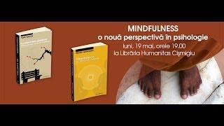 Dubla Lansare de carte, Minfulness pe intelesul tuturor si Ganduri fara ganditor
