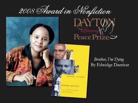 2008 DLPP Nonfiction Award Edwidge Danticat for Brother, I'm Dying