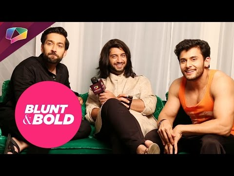Nakul, Kunal & Leenesh give very bold answers to o