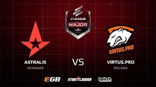 Astralis vs Virtus.pro, map 2 overpass, Grand Final, ELEAGUE Major 2017
