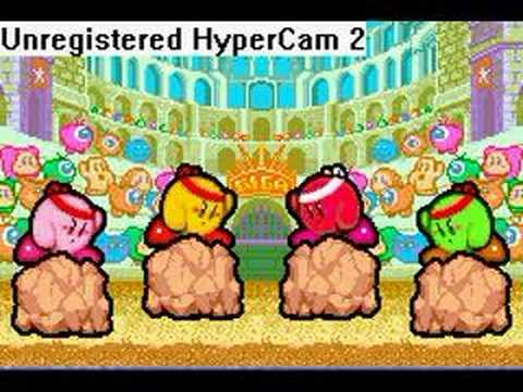 Kirby and the Amazing Mirror Crackity Hack