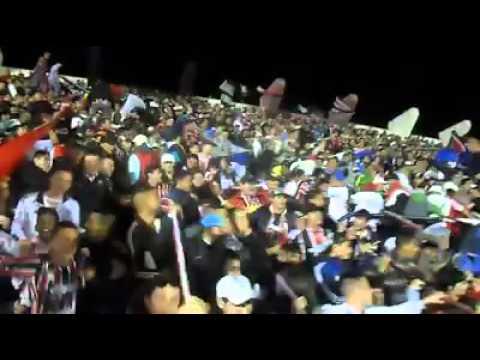 La hinchada de chaca - La Famosa Banda de San Martin - Chacarita Juniors